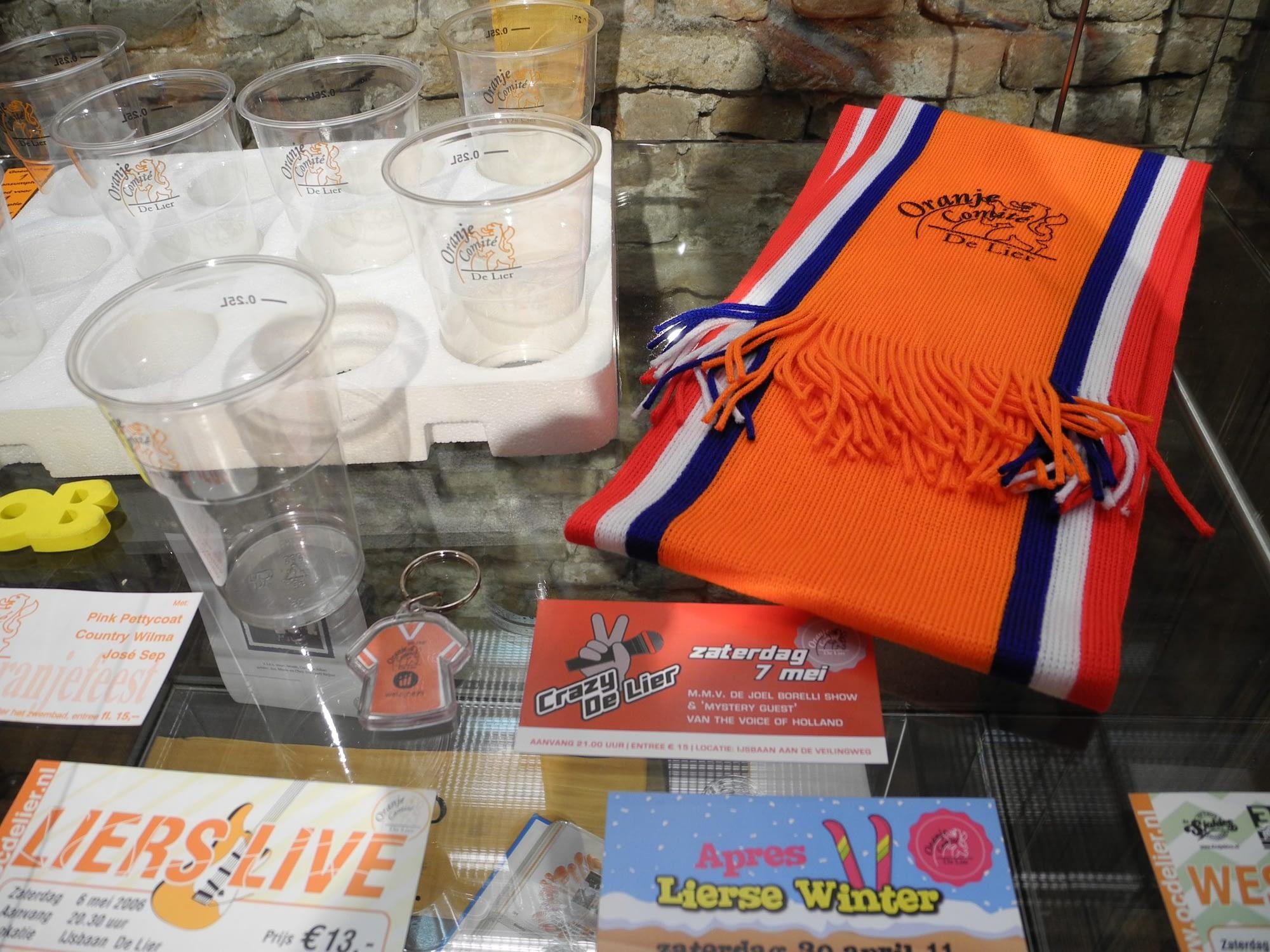 Expositie Oranje Comité 100 jaar