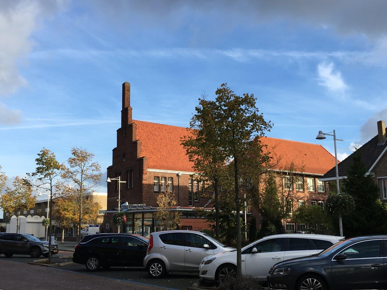 foto van het centrum van Wateringen in het Westland